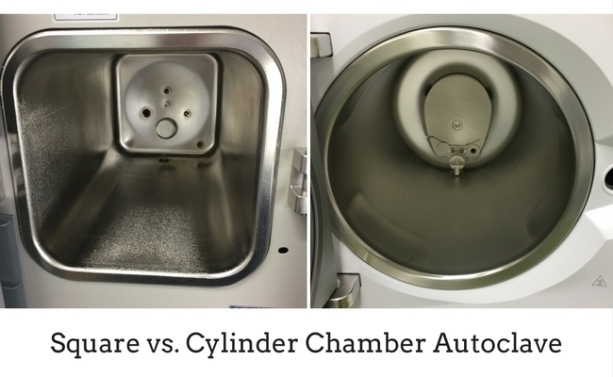 Square vs. Cylinder Chamber Autoclave